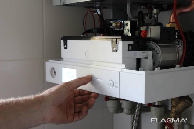 Монтаж и ремонт систем отопления в Запорожье