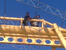 Монтаж кранів мостових однобалкових опорних, підвісних в/п 1,0-10 т.