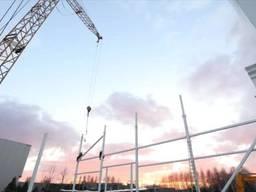 Металлоконструкции Одесса, производство металлоконструкций
