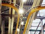 Монтаж металлоконструкций подкрановых путей и балки. .. - фото 1