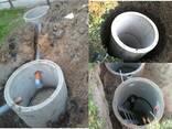 Монтаж наружной канализации Одесса - photo 3