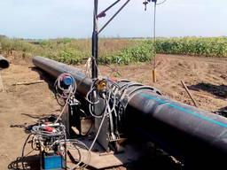 Монтаж наружных водопроводных коммуникаций под ключ.