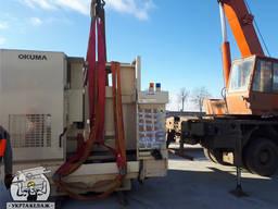 Демонтаж обладнання / устаткування