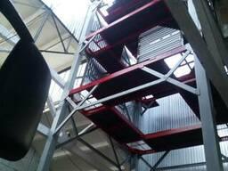 Монтаж оборудования, станков, металлоконструкций
