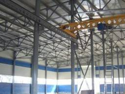 Виготовлення металоконструкцій підкранових естакад