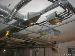 Монтаж подвесных потолков типа «Армстронг».