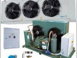 Монтаж та технічне обслуговування холодильного обладнання.
