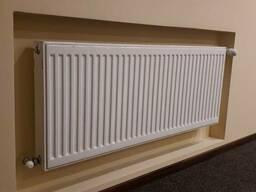Монтаж радиаторов 450 грн/точка. Системы отопления.
