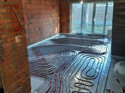 Монтаж систем отопления, теплоснабжения, водопровода