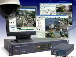 Монтаж систем відеоспостереження