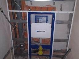 Монтаж систем водопостачання та каналізації