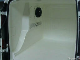 Монтаж термоизоляции и холодильного оборуд-я на транспорт