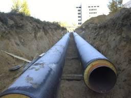 Монтаж трубопровода, газопровода. Изготовление металлоконструкций.