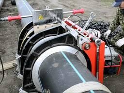 Монтаж трубопроводов, сварка встык, муфтами, рытье траншей,