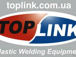 Монтаж укладка кровельной пвх мембраны оборудованием toplink