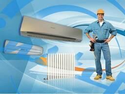 Монтаж (установка), обслуживание, ремонт кондиционеров