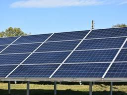 Монтаж, установка солнечных панелей (батарей)