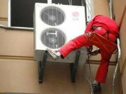 Монтаж вентиляции, установка кондиционеров