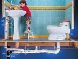 Монтаж водопровода. Монтаж систем водоснабжения под ключ.