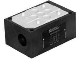 Монтажная плита с перепускным клапаном RM4*-MP