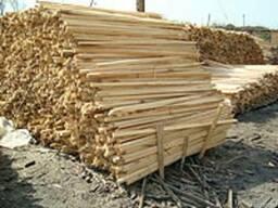 Монтажная рейка: Брус 50х50 (L = 4, 0 – 4, 5) от 5, 50 грн м/п