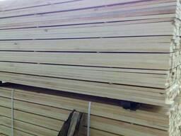 Монтажная рейка строганная сосна 20*50-60*1000-1500-2000 мм - фото 1