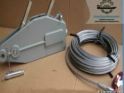 Монтажно-тяговый механизм 1600 кг