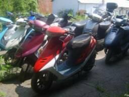 Мопеды, мотоциклы, макси-скутеры, пр-ва Японии, Китая, опт,