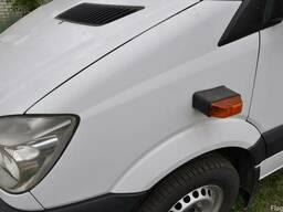 Морда капот крыло решетка бампер фары улыбка Sprinter W906