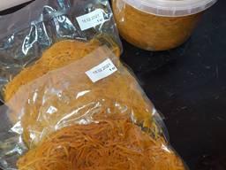 Морква по-корейськи, Морковь