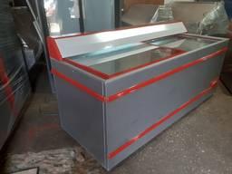 Морозильна скриня ларь AHT 800 літрів