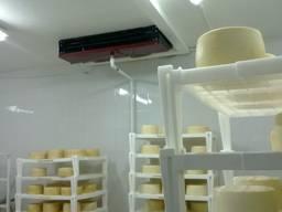 Морозильні холодильні камери установки молочної продукції Україна