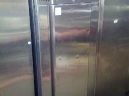 Морозильник профессиональный б/у в нержавейке для кафе