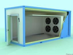 Морозильный,холодильный склад в Крыму с монтажем. Установка,