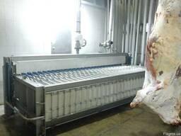 Скороморозильный плиточный аппарат плиточная заморозка