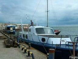 Морская рыбалка и прогулки на катере
