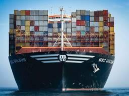 Морские контейнерные и авиа перевозки