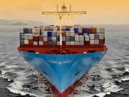 Морские контейнерные перевозки и сборный груз.