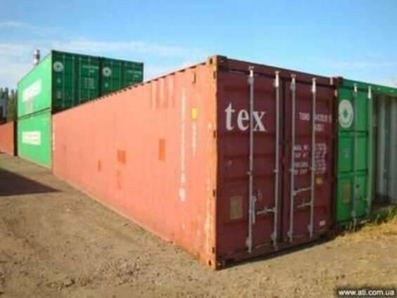 Морские контейнеры 20,40-Отличное состояние-продажа, аренда