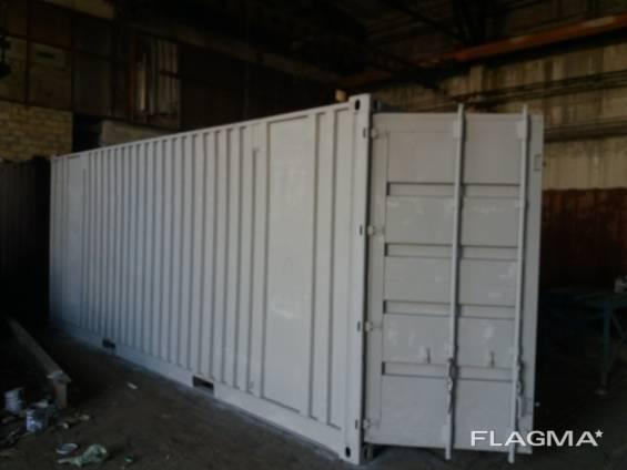 Морские контейнеры 20-ти 40-ка футовые
