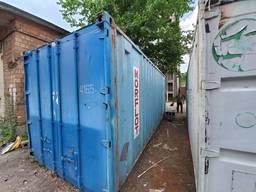 Морские контейнеры Вагончик, Бытовка, гараж, склад 20 футов, 20тонник, 6х2.4х2.6