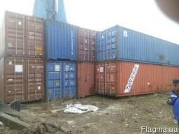 Морской контейнер 40HC футов Харьков