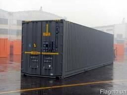 Морской контейнер 40НС футов в Днепре