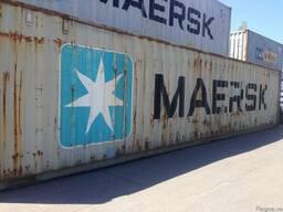Морской контейнер Maersk 40 футов - фото 3