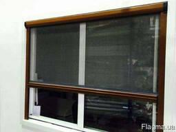 Сетки от насекомых на окна, сетки на мансардные окна Ирпень