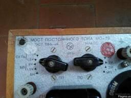 Мост постоянного тока МО-62 - фото 2