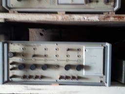 Мост постоянного тока Р3009 и нановольтамперметр Р341