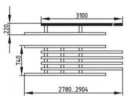 Мост шинный МШ8 и МШ-12