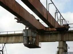 Мостовые краны