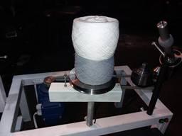 Моталка тонких ниток пряжи с автоотсчетом длины нити электри